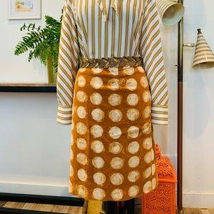 ♻️🌿Anthropologie   Maeve Corduroy Pencil Skirt